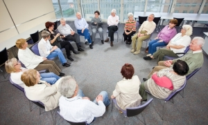 Early Stage Support Group at Alzheimer's Association
