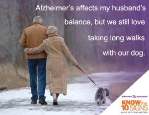 While the symptoms of Alzheimer's disease are progressive, there is still a great deal of life to live after a diagnosis. What activities do you or a loved one continue to enjoy?