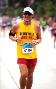 David Knapp - Running Chicago Marathon
