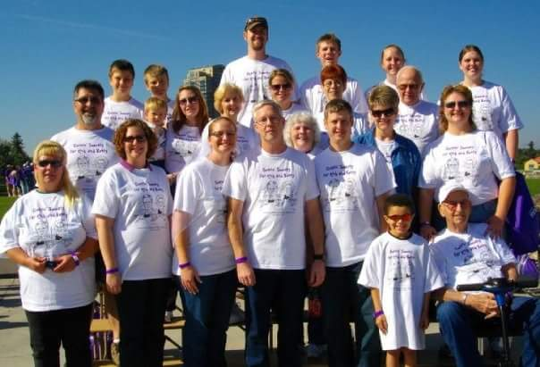 Walk to End Alzheimer's Team