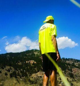 Jack Fussell running