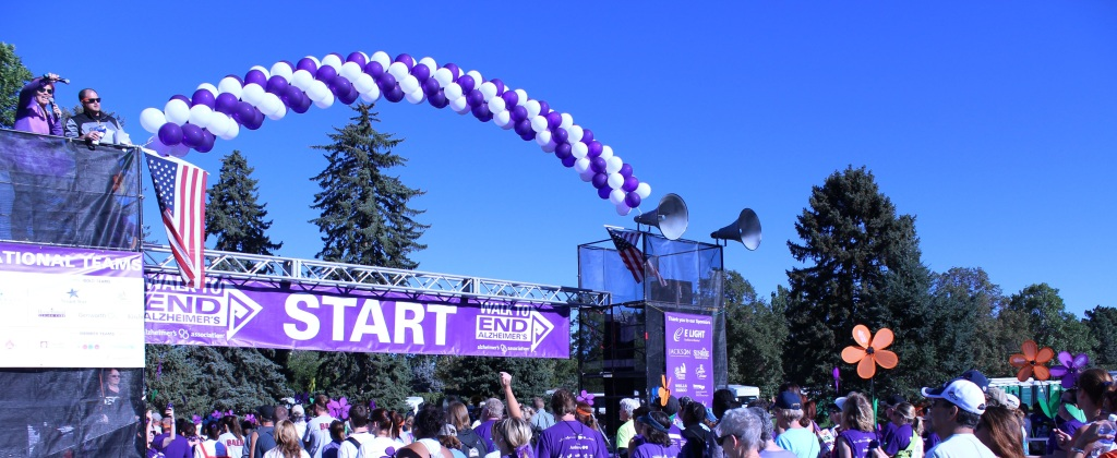 Oh Say Can You Sing to End Alzheimer's, a talent search for a volunteer vocalist to sing the National Anthem at the 2015 Denver Walk to End Alzheimer's.