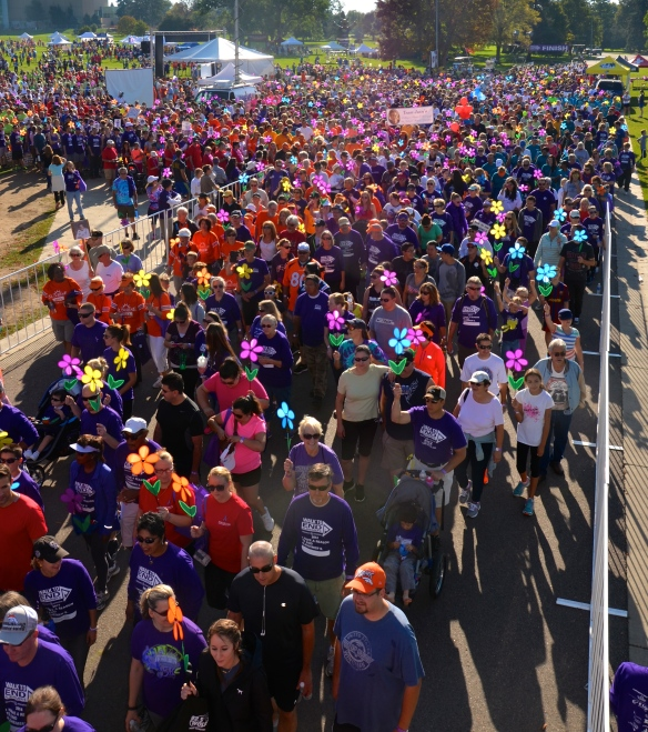 Denver Walk to End Alzheimer's.