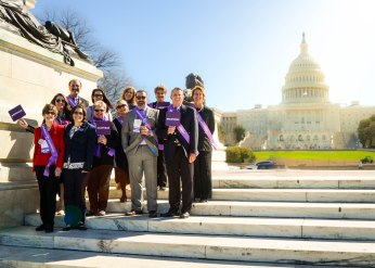 CO Advocates at the Capitol.