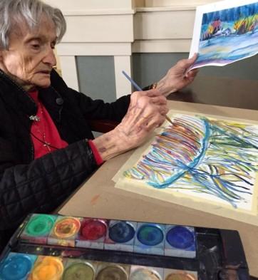MIM painting